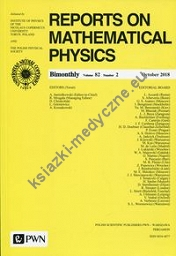 Reports on Mathematical Physics 82/2 Polska